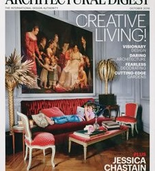 Architectural Digest October 2016