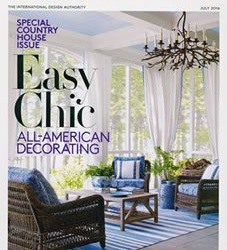 Architectural Digest July 2016