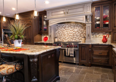 Traditionally Custom Kitchen