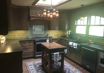 Classic Remodeled Craftsman Kitchen