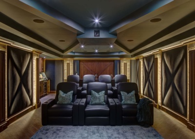 The Perfect Home Theater Room