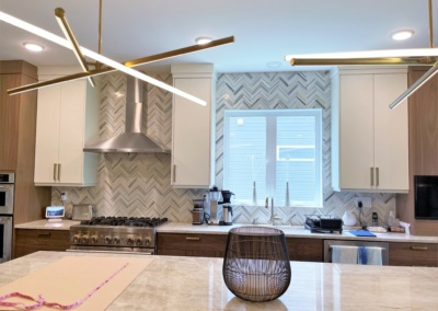 Modern & Contemporary Updates Using Tile